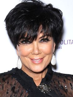 Kris Jenner Hairstyles | October 22, 2011 | DailyMakeover.com