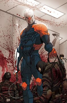 Grey Fox - Metal Gear - Ian Navarro