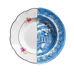 Assiette à soupe Fillide - Light N Design