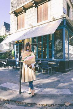 best paris street style  | Jenny Cipoletti of Margo & Me