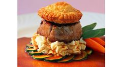 Deconstructed Beef Wellington at Chaf's Island Bistro in Hawaii - may need to try this one