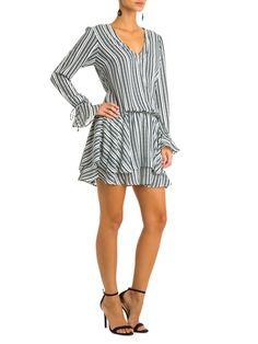 Shop2gether - Vestido Leila - Bo.Bô - Preto e Branco   - - -   http://www.shop2gether.com.br/vestido-leila-6.html