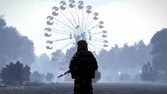 stalker chernobl - Coub - The Biggest Video Meme Platform by Ferris Wheel, Dancer, Fair Grounds, Memes, Hot, Dancers, Meme