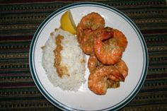 Giovanni's Hawaiian Garlic Shrimp - AMAZING!! Tasted just like the actual truck on the North Shore.