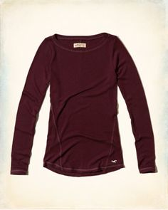 Must-Have Boatneck Tee