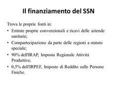 Risultati immagini per finanziamento del S.S.N.
