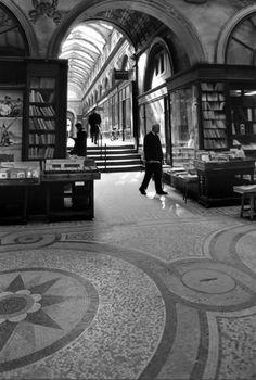 Voir les passages parisiens