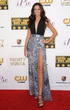 Arrivals at the Critics' Choice Movie Awards - Pictures - Zimbio