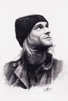 Original Painting of Kurt Cobain by Christian Chapman. We have hundreds of your favourite Musicians on canvas! We also welcome commissions (custom paintings) we can paint you any Musician / Celebri...