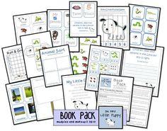 Kindergarten Ideas for Poky Little Puppy Free Printables