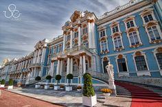 Russia - Catherine Palace, ST Peterburg