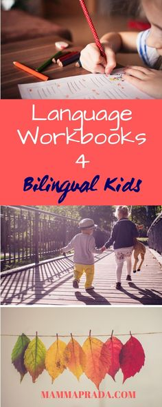 Are your children learning languages? Are you raising bilingual or multilingual children? Download our brilliant language workbooks adaptable to any combination of languages.  #bilingualkids #multilingual #languages #bilingual Foreign Languages, Kids Learning, Your Child, Parenting, Seasons, Children, Young Children, Seasons Of The Year, Kids