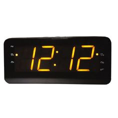 Flash Fiction Stories, Wall Outlets, Digital Alarm Clock, Flip Clock, Larger, Reading, Display, Simple, Warehouse