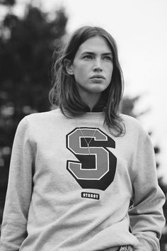 Stussy For UO Super S Sweatshirt #urbanoutfitters