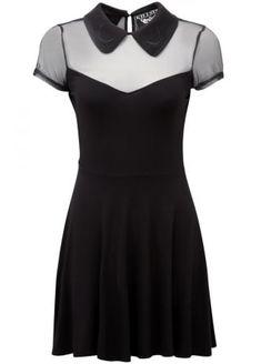 Killstar Dana Skater Dress | Attitude Clothing