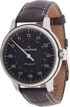 MeisterSinger Perigraph Watch -  - Barneys.com