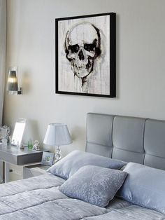 http://www.gilt.com/sale/home/art-281490298/product/1102417606-oliver-gal-watercolor-skull-3-d-shadowbox