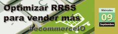 Mañana no te pierdas el directo, Optimizar las redes sociales para vender más #ecommerceIO: http://www.desarrolloweb.com/en-directo/optimizar-rrss-ecommerceio-8895.html