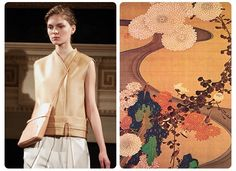 Canvasses On The Catwalk: Art-Inspired Looks From New York Fashion Week's Spring 2013 Collections | Artinfo