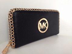 Luxusní peněženka Michael Kors černá NOVÁ