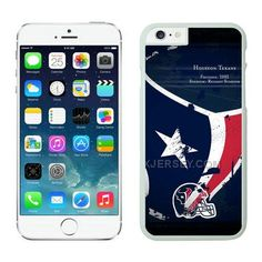 http://www.xjersey.com/houston-texans-iphone-6-plus-cases-white28.html HOUSTON TEXANS IPHONE 6 PLUS CASES WHITE28 Only 19.87€ , Free Shipping!