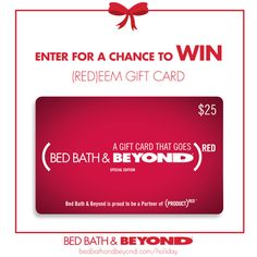 This gift card is a gift that gives back. Enter now for the chance to win it! (NO PURCHASE NECESSARY TO ENTER OR WIN. Ends 12/18/13)
