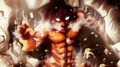 Anime Attack On Titan  Titan Eren Yeager Wallpaper