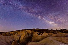 Milky Way Timelapse GIF - www.gifsec.com
