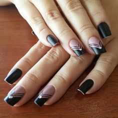 30 Best Ideas How To Do Ombre Nails Designs + Tutorials French Nail Designs, Ombre Nail Designs, Nail Art Designs, Acrylic Toe Nails, New Nail Art Design, Blush Nails, Space Nails, Strong Nails, Nail Art Rhinestones