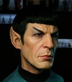 #star trek #spock #sci-fi #future #futurism #alien