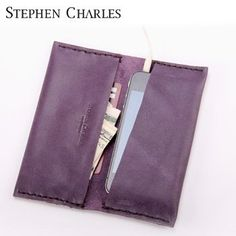New ! free shipping purple color leather  phone wallet case for iphone4g 4 4s for apple case W12PC0020-O on AliExpress.com. $17.32