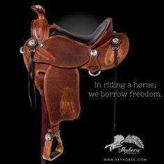 Saddles, Belt, Accessories, Fashion, Roping Saddles, Belts, Moda, Fashion Styles, Fashion Illustrations