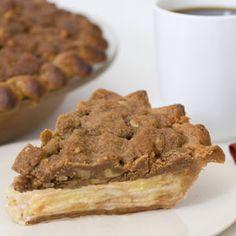 The Little Pie Company, New York City THE BEST PIE - HAND DOWN! APPLE SOUR CREAM WALNUT - DEVINE!