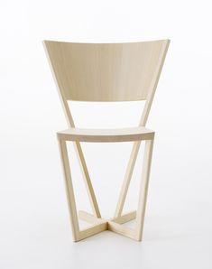 Bernard Chair by Jonas Lindvall