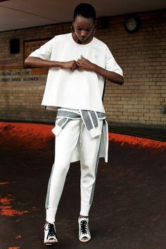 Herieth Paul, Black Fashion Models, Rag & Bone 2014