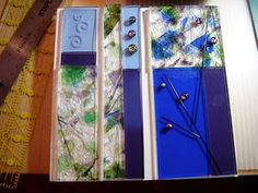 Fused Glass Art Panels Seattle | ... fused glass art panel workshop. I love the way each panel looks so