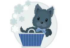"Use the Warp Tool to Create a Furry ""Toto"" in Adobe Illustrator"