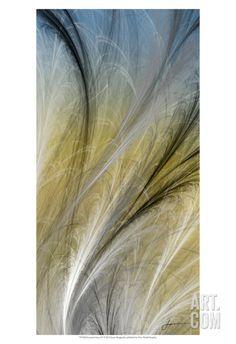 Fountain Grass IV Print by James Burghardt at Art.com