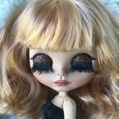 Reserved for Gaylene-Nora- custom blythe doll by FABBLED