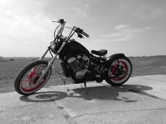 Honda Vt 600 Bobber Shadow