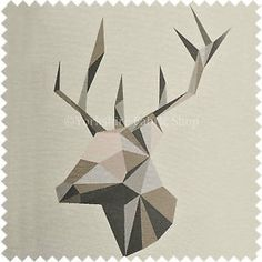 Image result for stag pattern