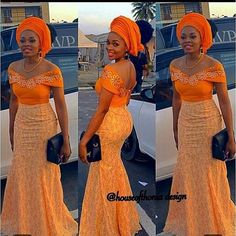 African Fashion Styles To Die For! 12 Latest Asoebi Styles 2015 ...: