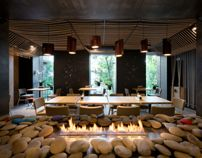 Odessa Restaurant, YOD Design Lab by Planika , via Behance
