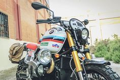 With the success of the original BMW R nineT you can't blame the big Bavarian for wanting to cash in on the success of the model. To do that they've increased the line up to five variants all designed to appeal to various sectors of the market. While many categories enable them to get away with cosmetic changes, the desire to pay homage to the original all-terrain long-distance enduro G/S requires a whole lot more. Sadly the R nineT Urban G/S doesn't quite tick the box w...