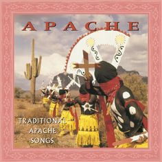 Recorded between 1966 and 1986, this collection brings together the traditional music of the San Carlos and White Mountain Apache tribes. Containing both ceremonial and social songs, this recording feature performances by renowned San Carlos singers Philip and Patsy Cassadore and provide a rare glimpse into the the rich imagery of traditional Western Apache culture.