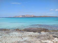 La spiaggia di stintino nel mese di maggio sempre splendida