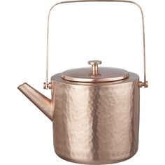 the most amazing copper tea kettle EVER! more inspiration for your fridays on jojotastic.com