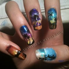 Nail Art - Art & Nails by Ruby