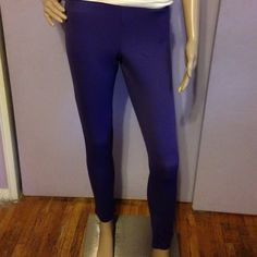Workout tights 90 percent polyester 10 percent spandex workout tights Pants Track Pants & Joggers