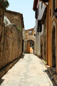 Cyprus - Limassol old town